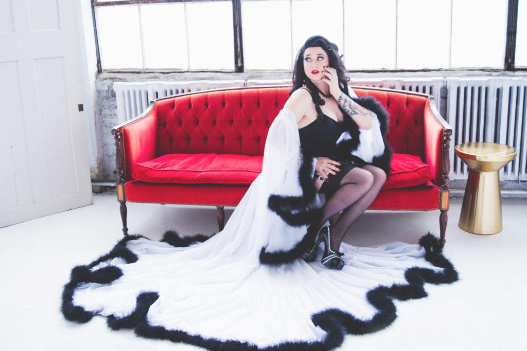 boudoir photography outfit ideas