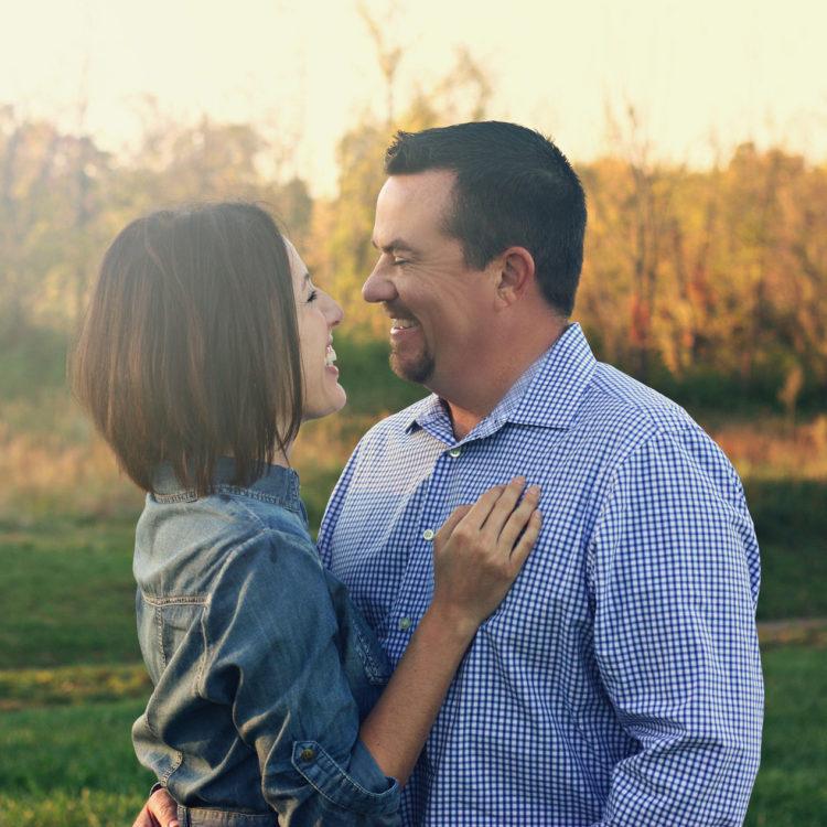 couples engagement photography dayton oh