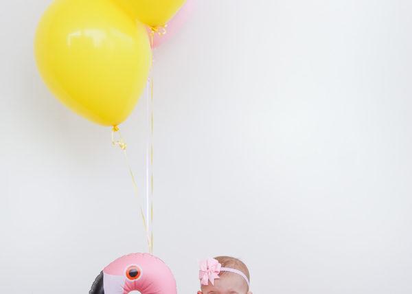 smash cake birthday photos