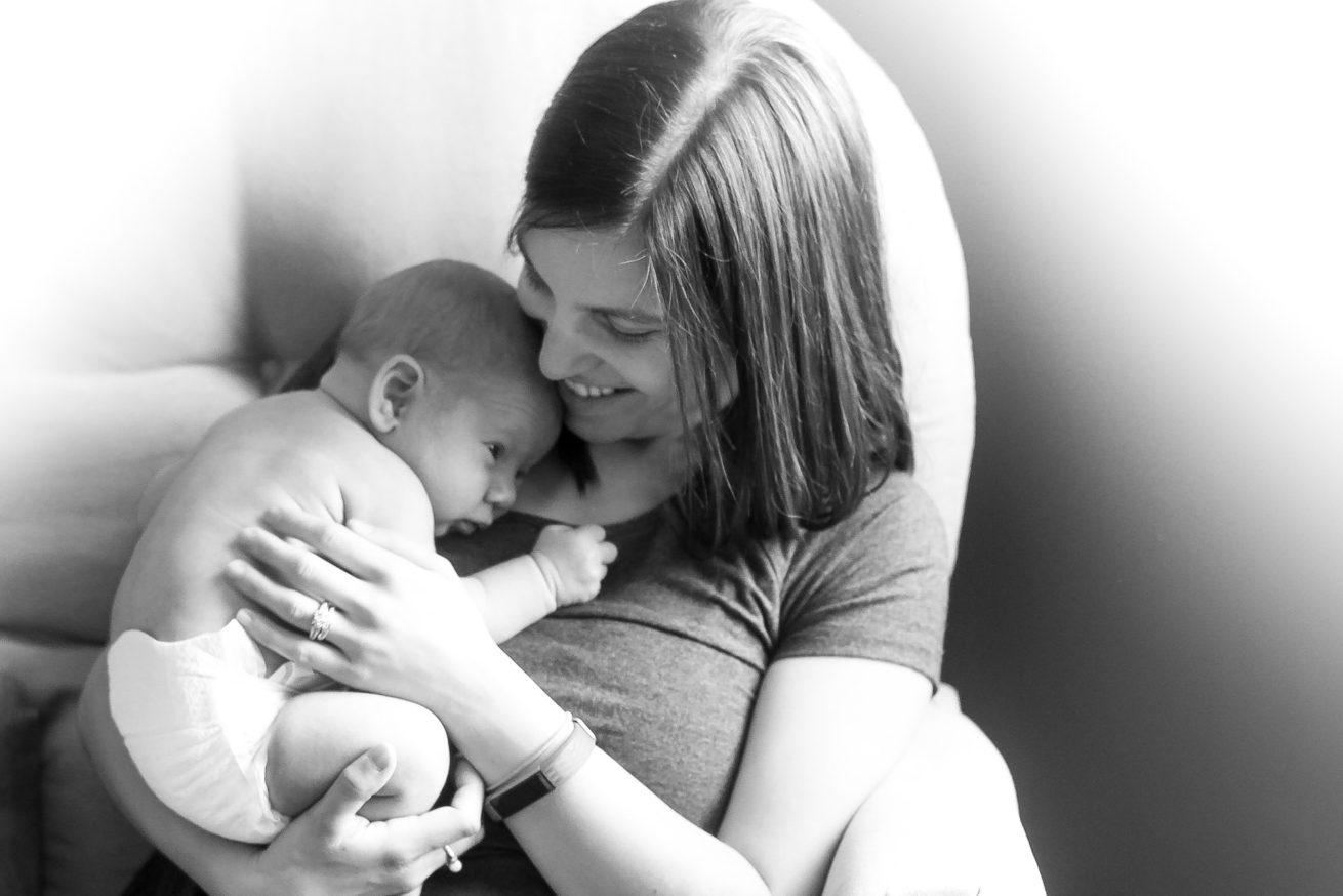 Newborn Photos of baby Landon