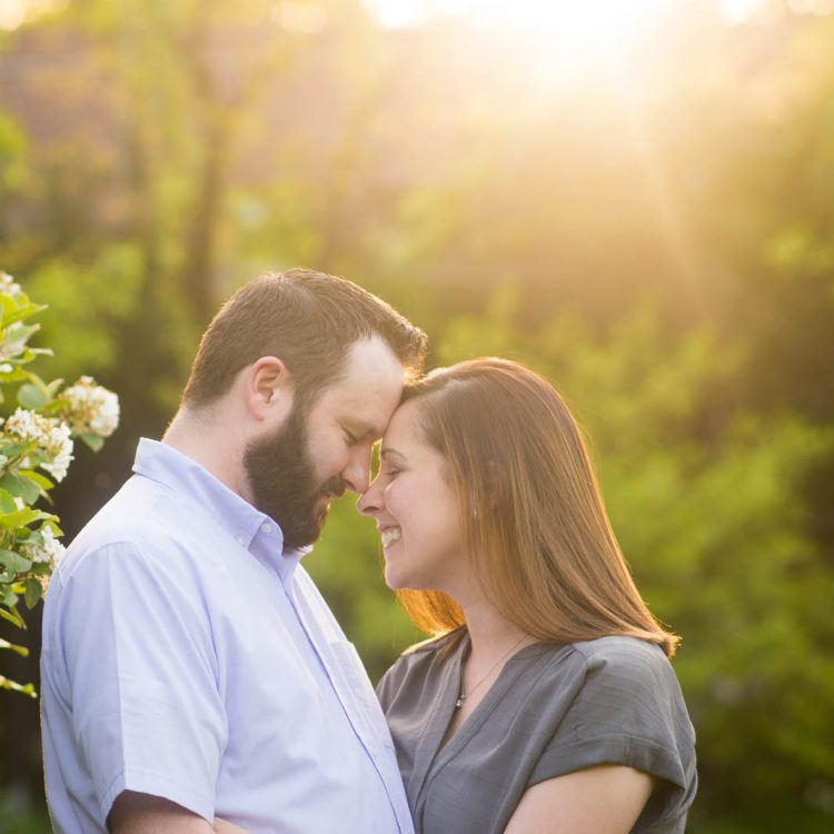 couples engagement photography dayton oh