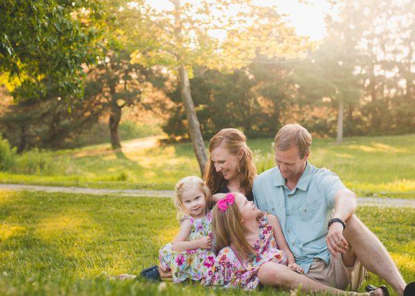 dayton ohio family portraits